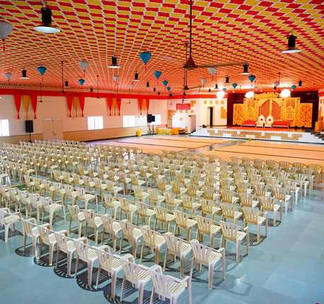 Jeevan Marriage Hall - large hall with all modern amenities